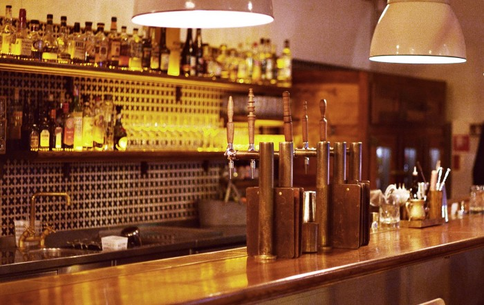 One of the best cocktail bars in Copenhagen: Lidkoeb
