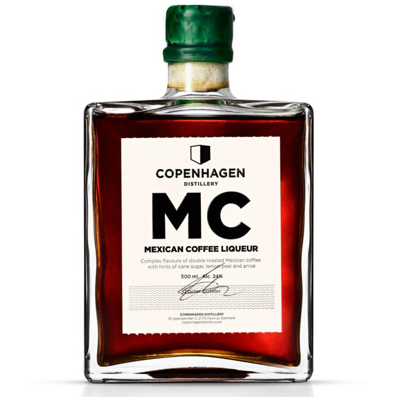 Mexican Coffee Liqueur from Copenhagen Distillery