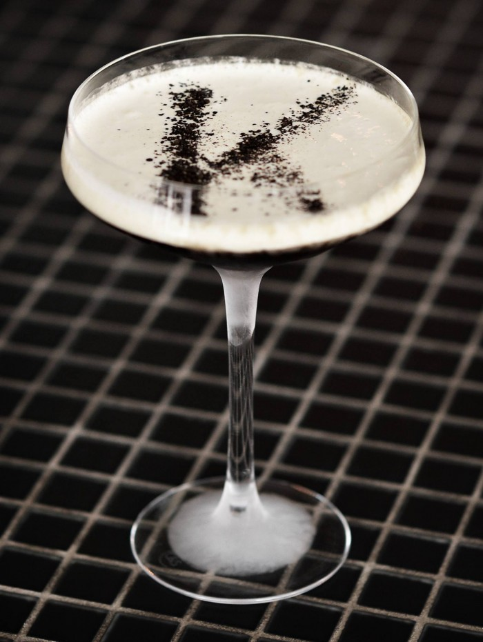 Black White Russian