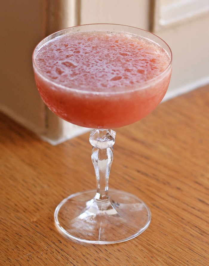 Ruby Daiquiri