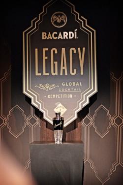 Bacardi Legacy Trophy
