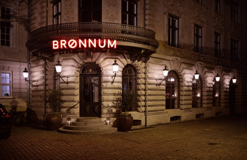 Brønnum - one of the best cocktail bars in Copenhagen