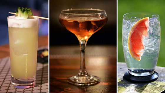 Aquavit Cocktails from the best bars in Copenhagen