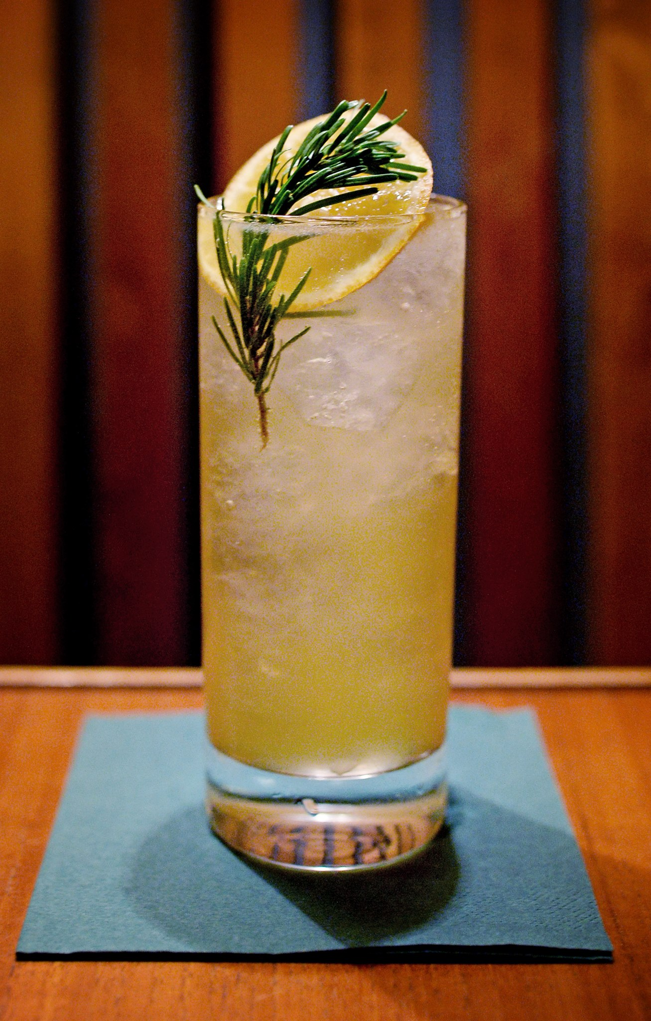 Spruce Juice - christmas cocktail from Duck and Cover