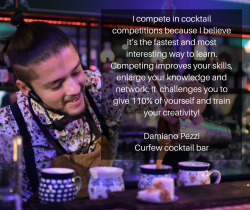 Damiano Pezzi on competing