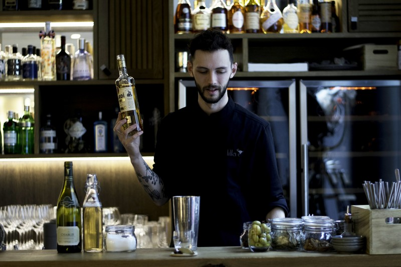 Eetus pickle cocktail. Photo by Laura Nissinen.