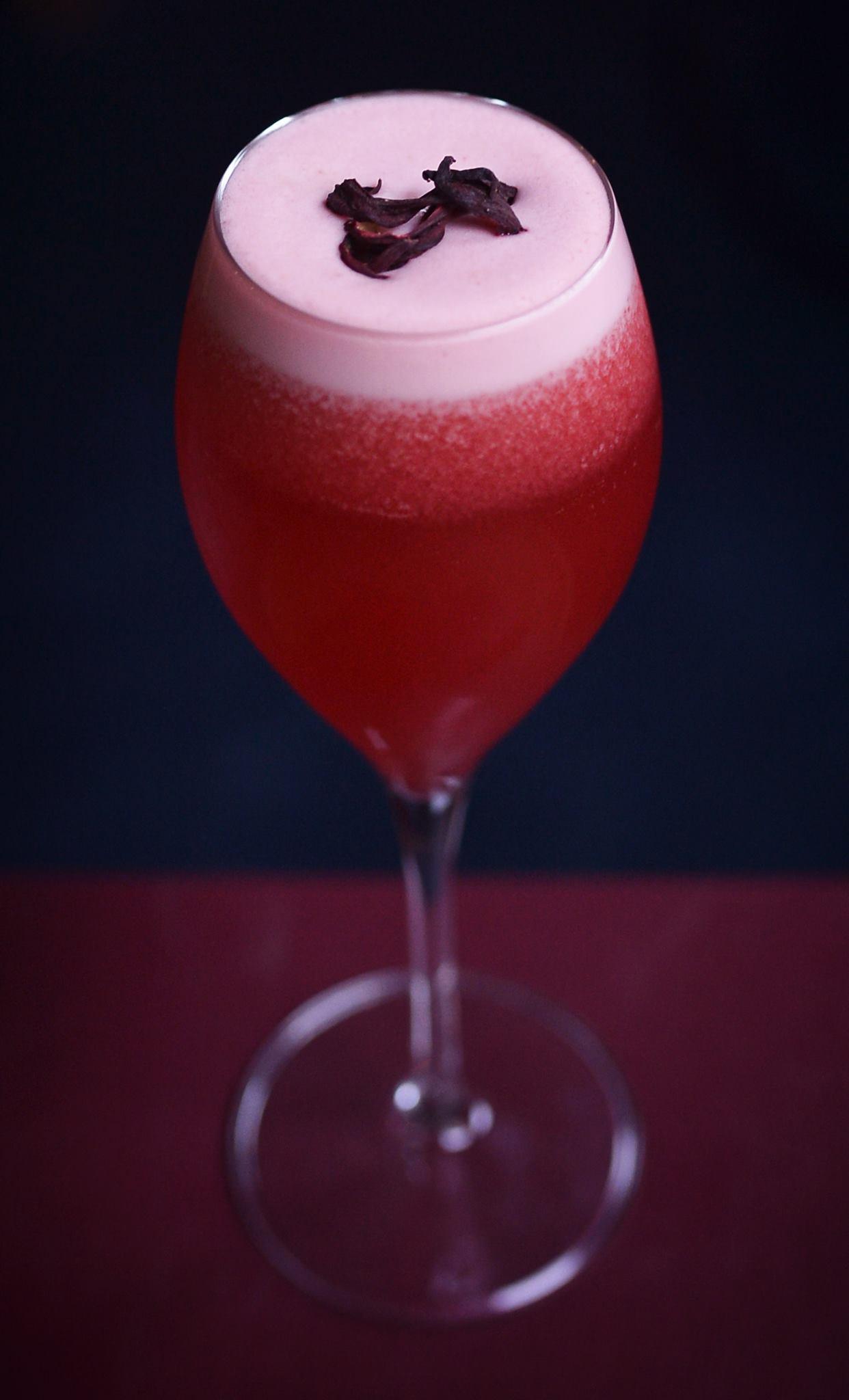 Purple Pokémon - a drink inspired by Kester Thomas by Erwan Lebonniec.