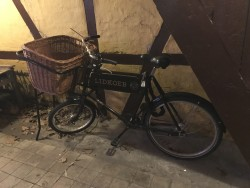 Lidkoeb bike