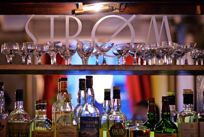 Strøm cocktail bar - one of hte best cocktail bars in Copenhagen