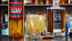 Cocktails with mead