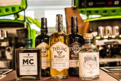 Teeling Whiskey and Mexican Coffee liqueur from Copenhagen Distillery