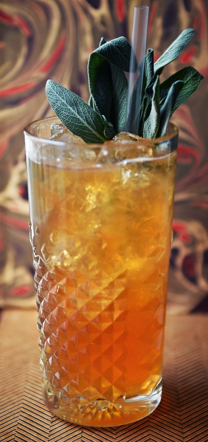 Very Special Ice Tea from Kester Thomas