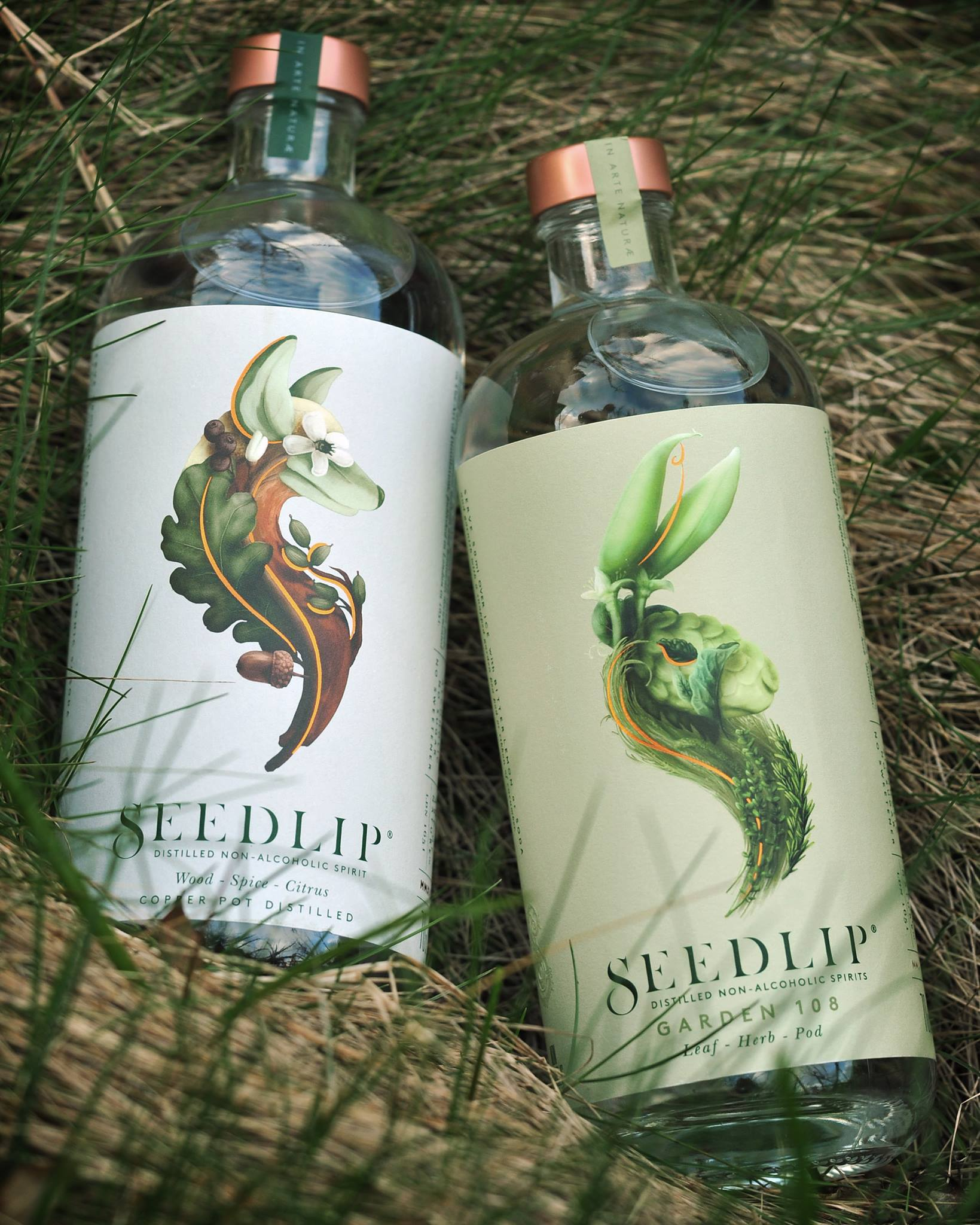 Seedlip Garden and Spice