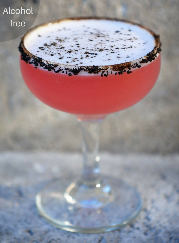 Garden Club - Seedlip based alcohol free cocktail