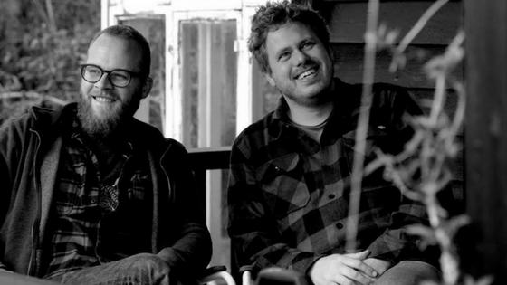 Sune Risum-Urth and Rasmus Poulsgaard authors of Akvavit - Rediscovering a Nordic spirit