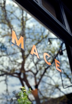 MACE cocktail bar in New York City