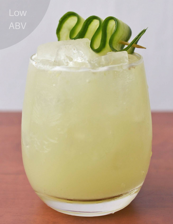 Trade Root, Low ABV cocktail