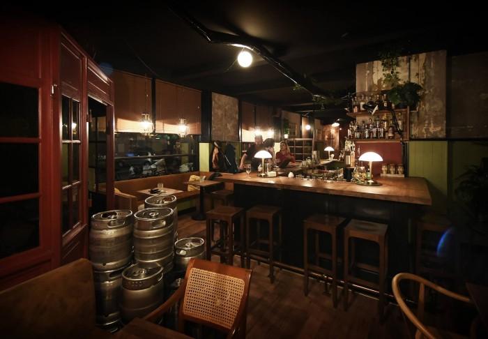 Gensyn - best new cocktail bar in copenhagen