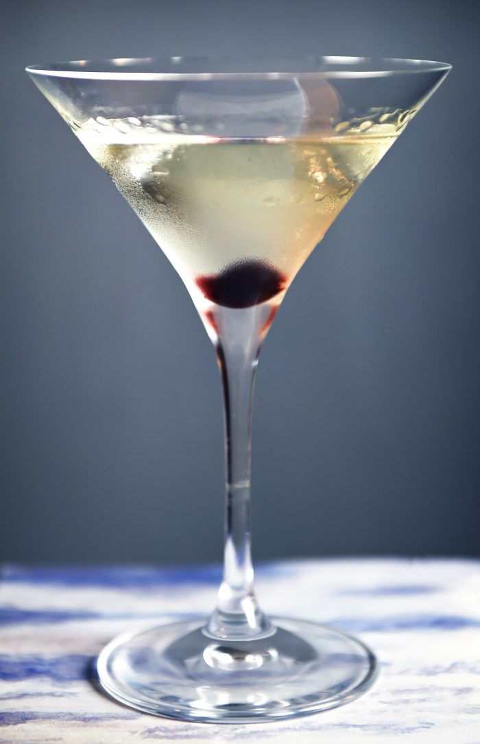 The Complement cocktail by Hardeep Sing Rehal