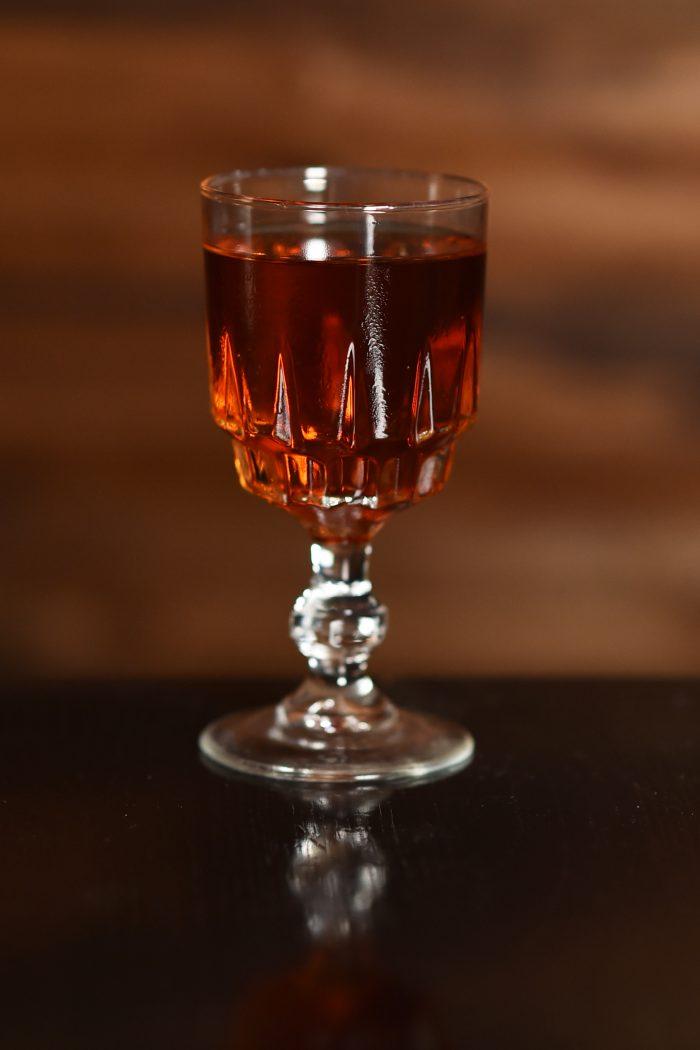 We're IT akvavit cocktail