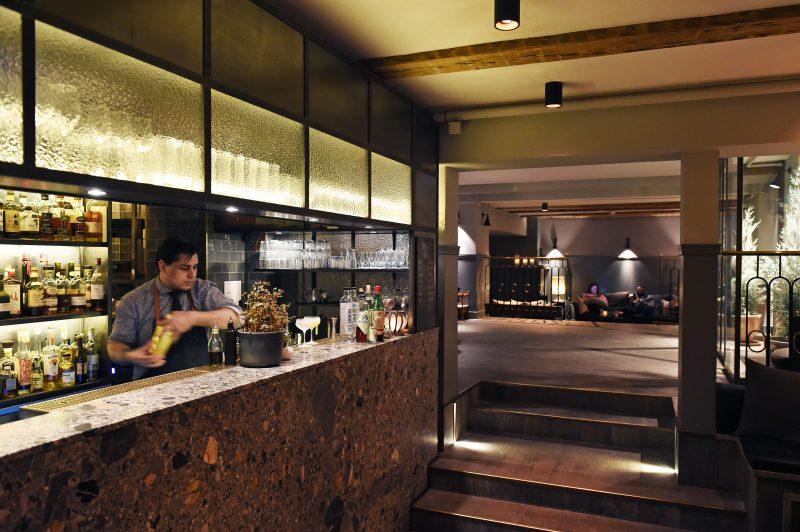 FORM bar at Hotel Sankt Annæ in Copenhagen