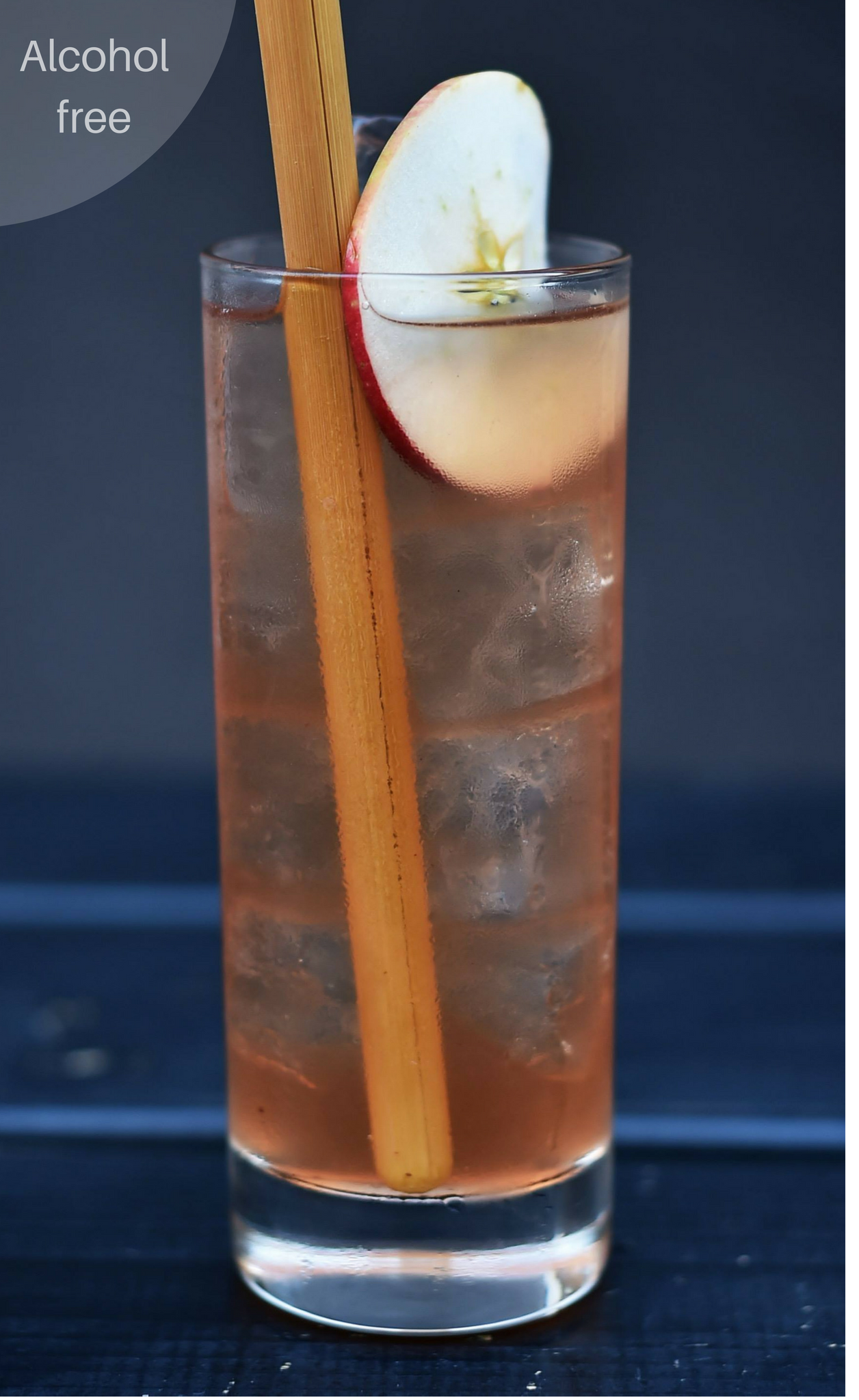Honey & Apple non-alcoholic cocktail from Duck and Cover