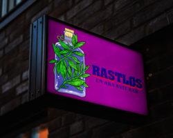 Rastløs akvavit bar