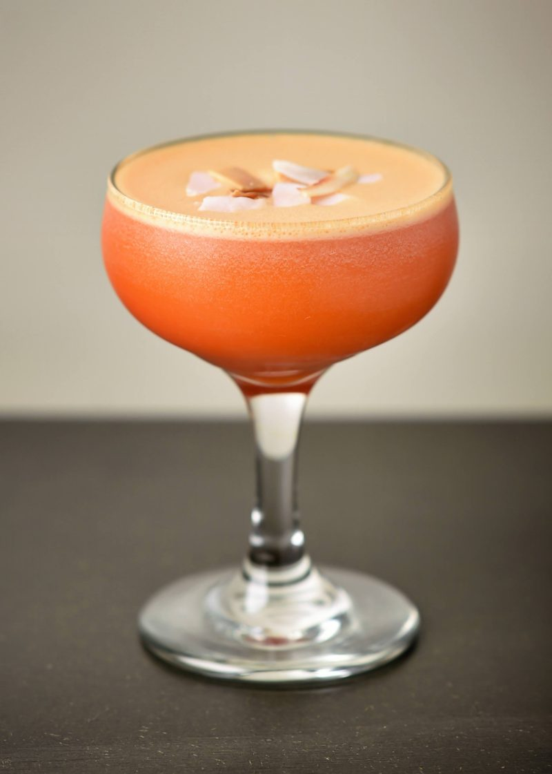 Root2Market, Futurebox cocktail with Linie Aquavit